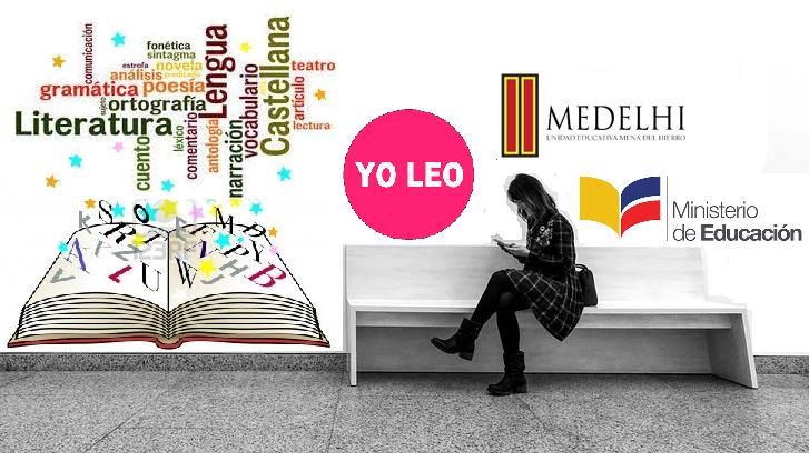 """""""Yo leo"""" Nuestra Institución inmersa activamente en la campaña Yo Leo(""""el libro, la familia y la comunidad""""), promovida por el Ministerio de Educación en los centros educativos a nivel nacional, forma parte delPlan Nacional del Libro y la Lectura José de la Cuadra, con el cual propone la formación de promotores y mediadores de lectura. […]"""